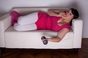 Kann man mit Fatburnern ohne Sport abnehmen