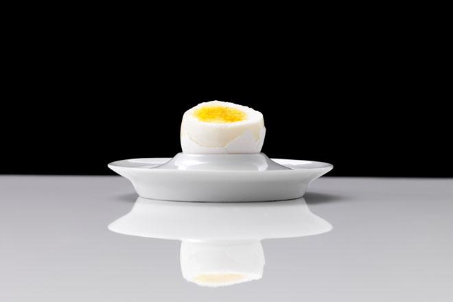 Eigelb - wirklich das Gelbe vom Ei
