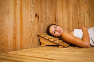Wann ein Saunabesuch gesund für Körper und Geist ist