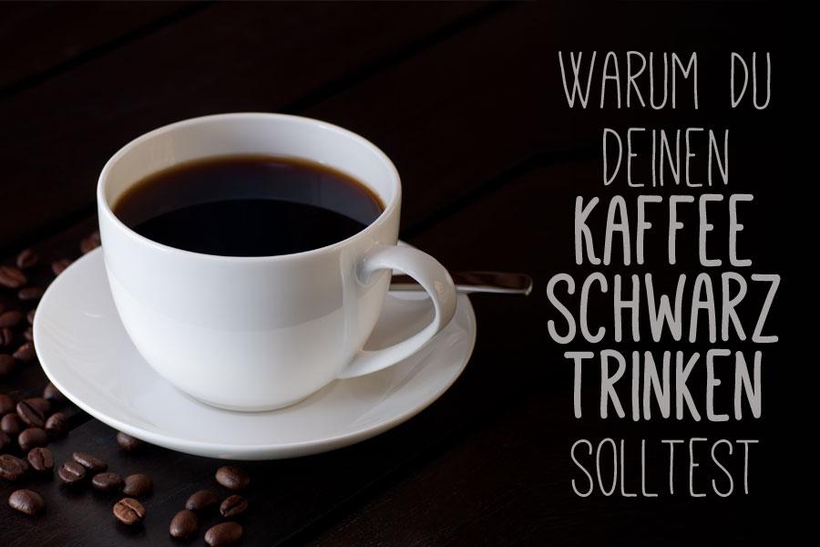 Schwarzer Kaffee soll positive Auswirkungen auf Deine Gesundheit haben. Wir verraten, was dahinter steckt und warum Du auf die Milch verzichten solltest.