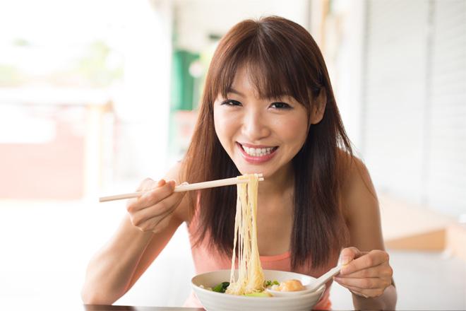 5-Elemente-Ernährung - gesund und schlank auf Chinesisch