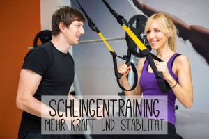Titelbild Schlingentraining – In den Seilen hängend zu mehr Kraft und Stabilität