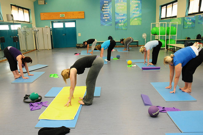 mucbook testet Daytraining in München - Pilates