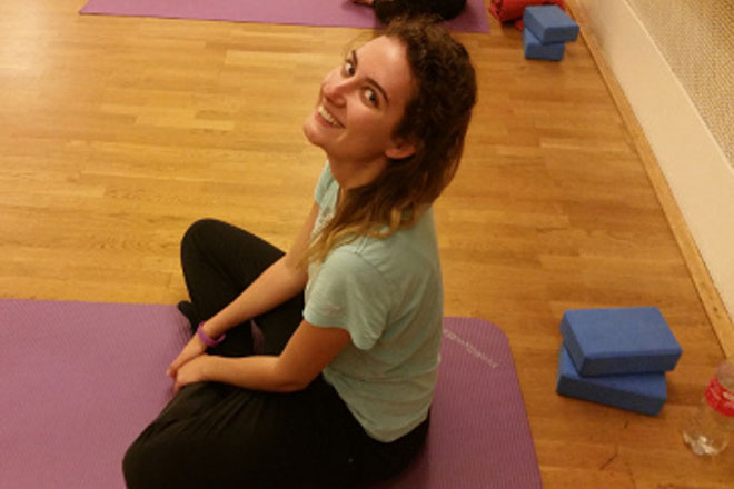 mucbook testet Daytraining in München - Yoga