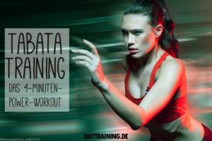 Tabata-Training – Das 4-Minuten-Power-Workout
