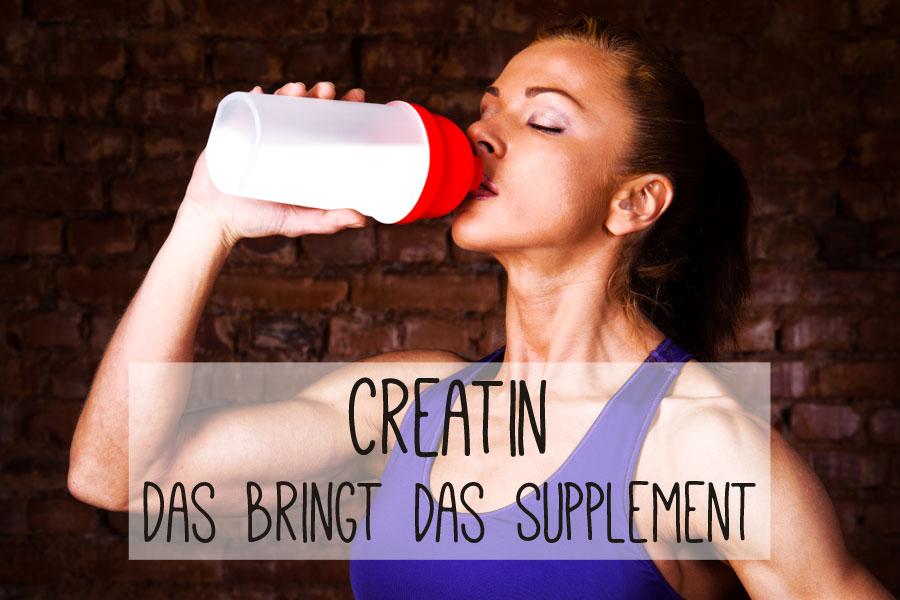 Creatin Einnahme Muskelaufbau und Nebenwirkungen